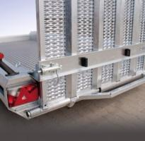 HULCO PORTE ENGIN TERRAX 294X150 CM 3000 KG