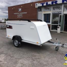Remorque Mini cargo / Mini fourgon VSN TF4ST 750kg